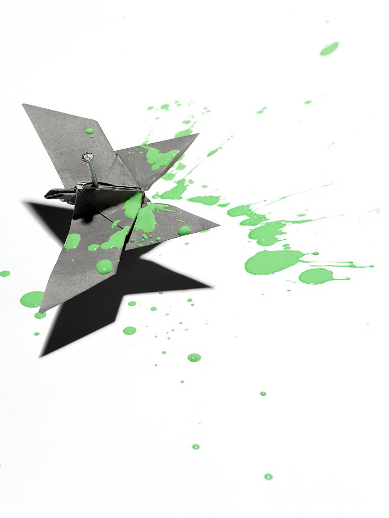 farfalla verde 3tif